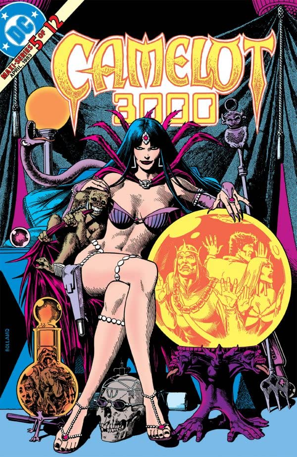 Camelot 3000 #5 (of 12)
