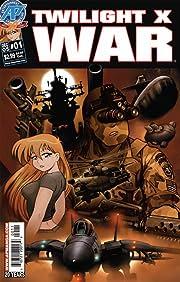 Twilight X War #1