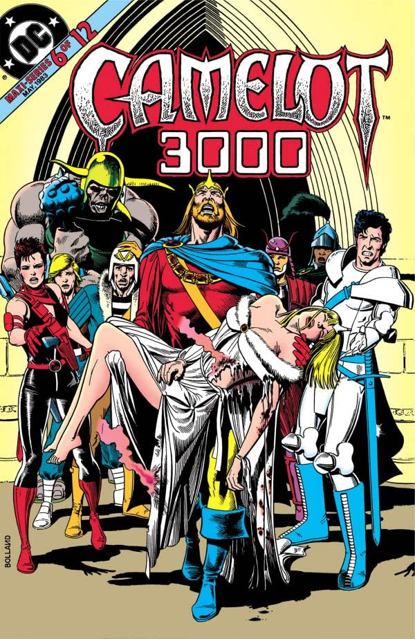 Camelot 3000 #6 (of 12)