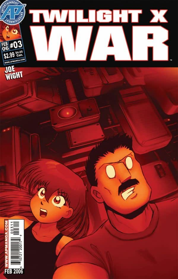 Twilight X War #3 (of 7)