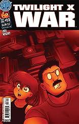Twilight X War #3