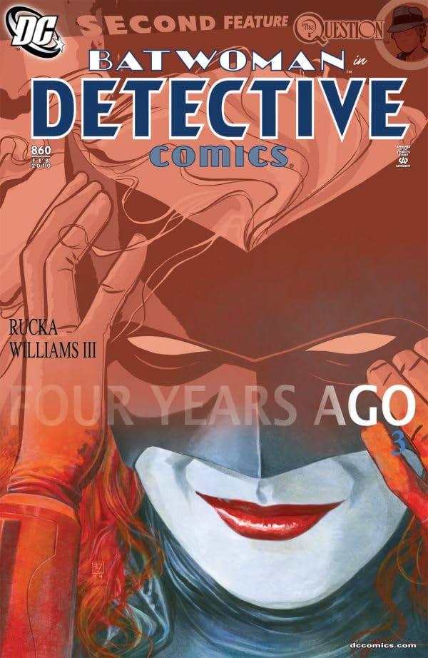 Detective Comics (1937-2011) #860