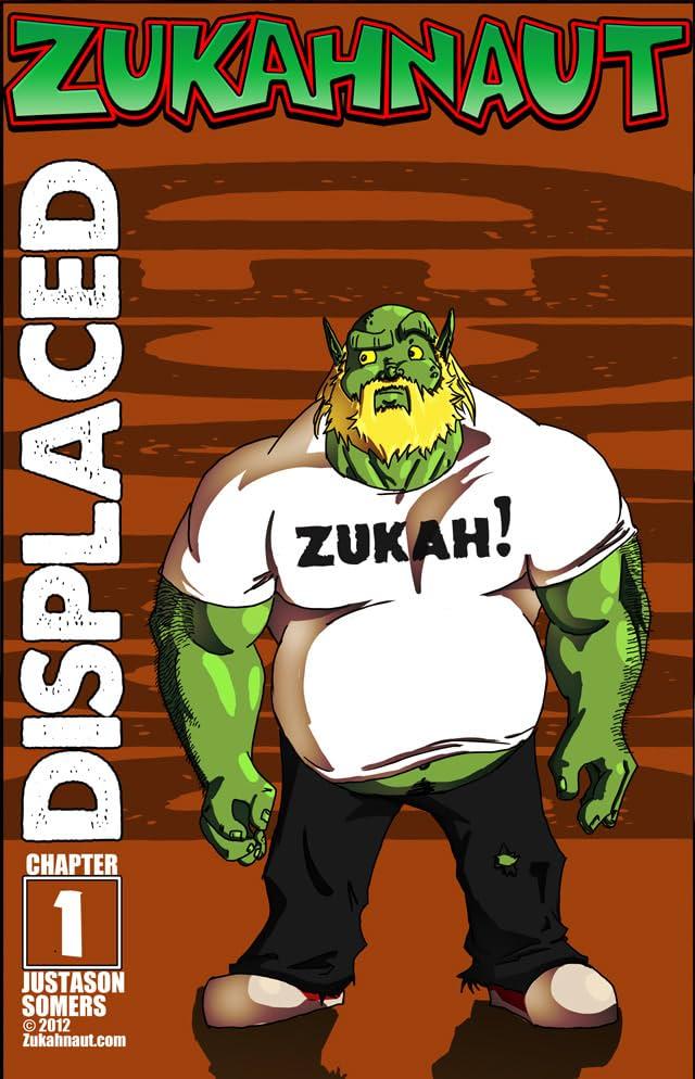 Zukahnaut #1