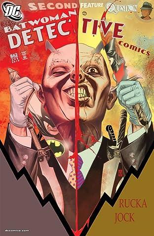 Detective Comics (1937-2011) #862
