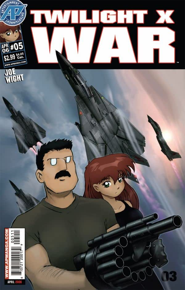Twilight X War #5 (of 7)
