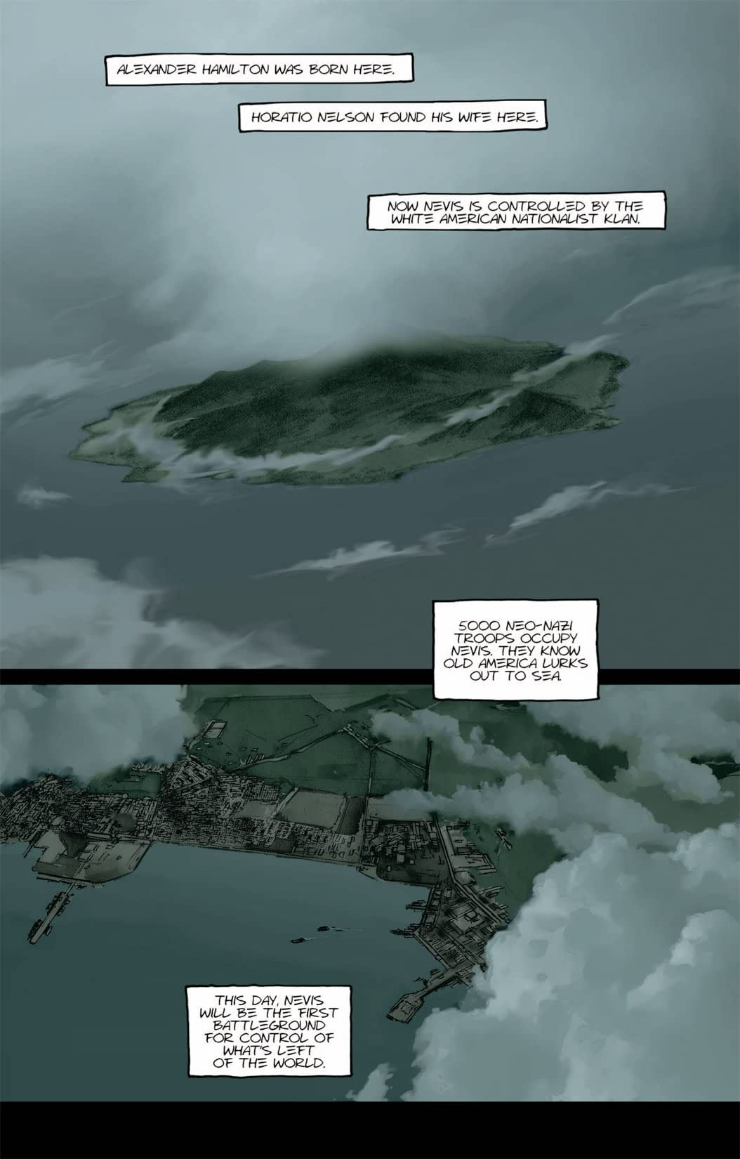 Twilight X War #5 (of 7)
