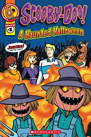 Scooby-Doo Comic Storybook #1: A Haunted Halloween