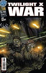 Twilight X War #6