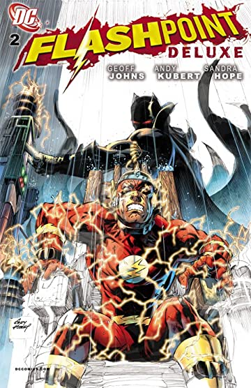 Flashpoint (Digital Deluxe) #2 (of 5)