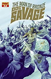 Doc Savage #7: Digital Exclusive Edition