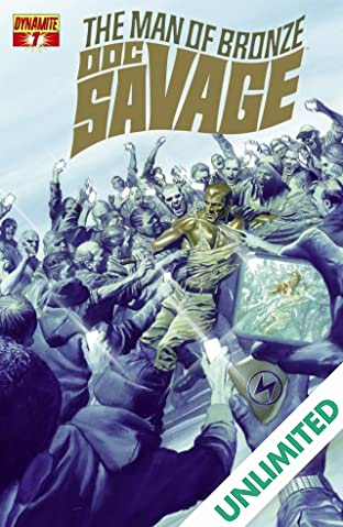 Doc Savage #7: Digital Exclusive Edition