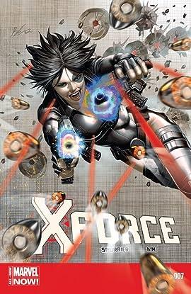 X-Force (2014-2015) #7