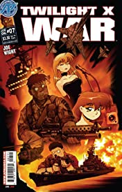 Twilight X War #7 (of 7)