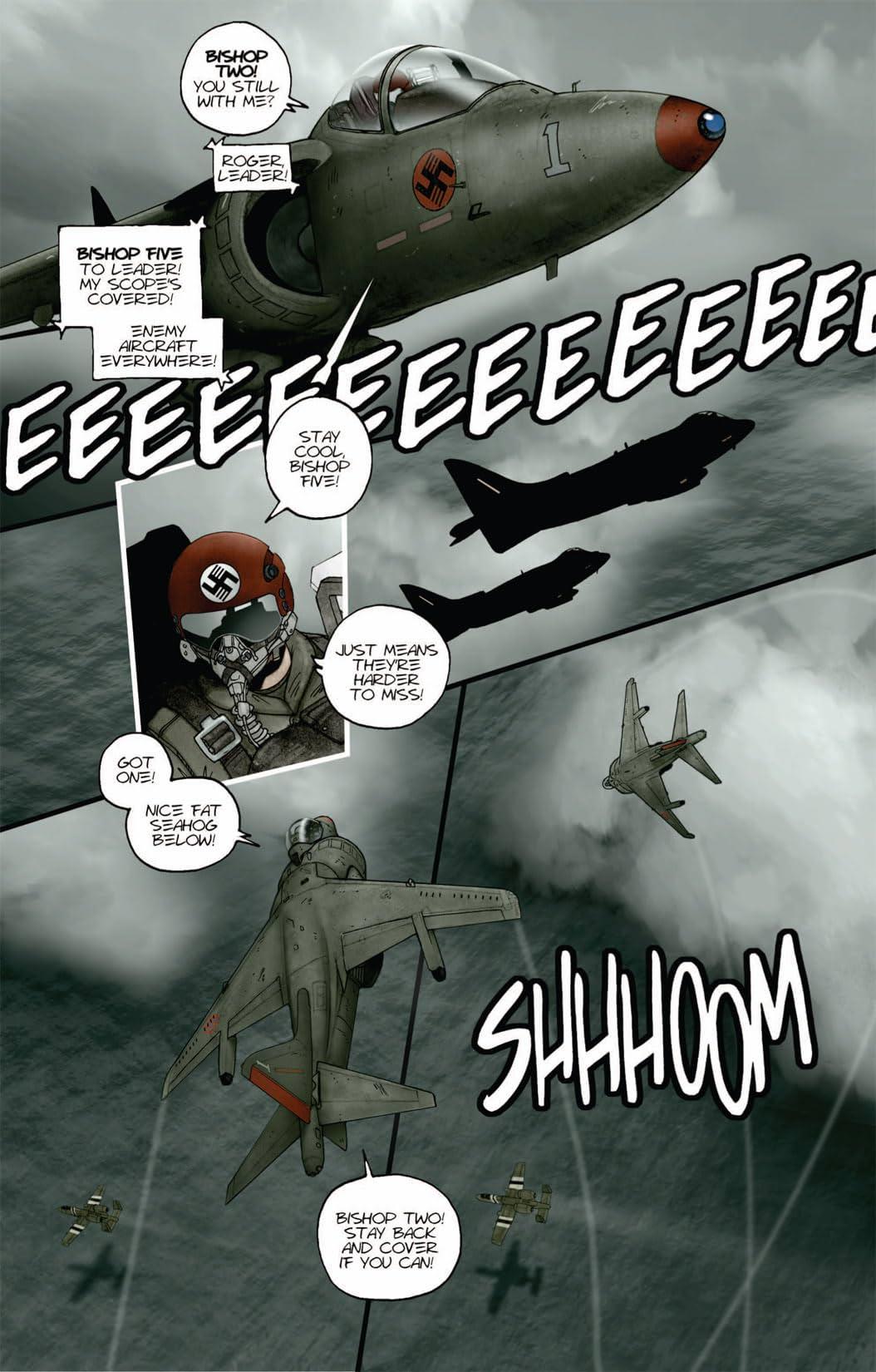 Twilight X War #7 (of 7)