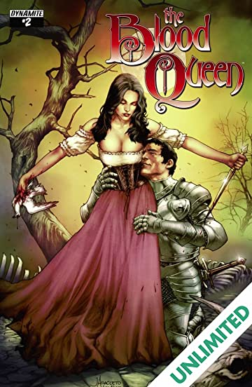 The Blood Queen #2: Digital Exclusive Edition