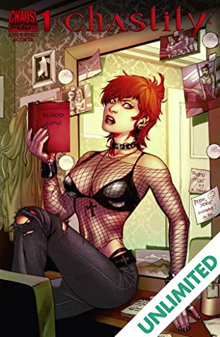 Chastity #1: Digital Exclusive Edition