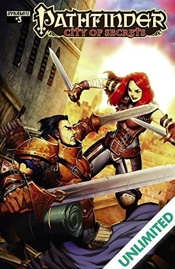 Pathfinder: City of Secrets #3 (of 6): Digital Exclusive Edition