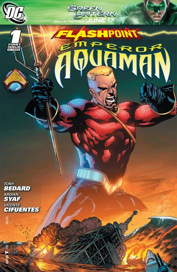 Flashpoint: Emperor Aquaman #1 (of 3)