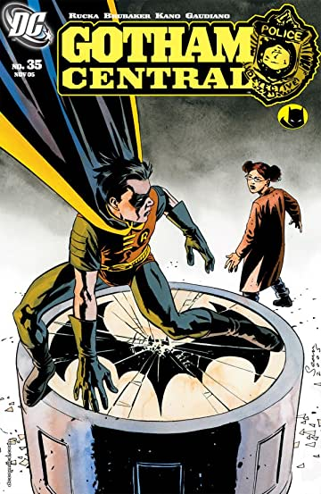 Gotham Central #35