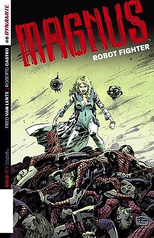 Magnus: Robot Fighter #0: Digital Exclusive Edition