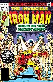 Iron Man (1968-1996) #107