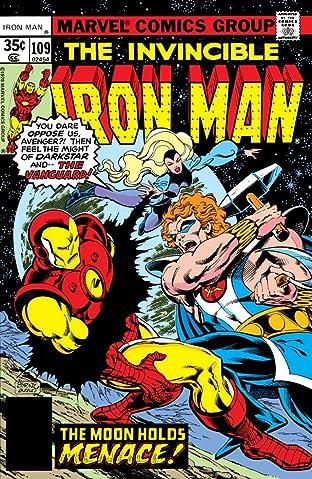 Iron Man (1968-1996) #109