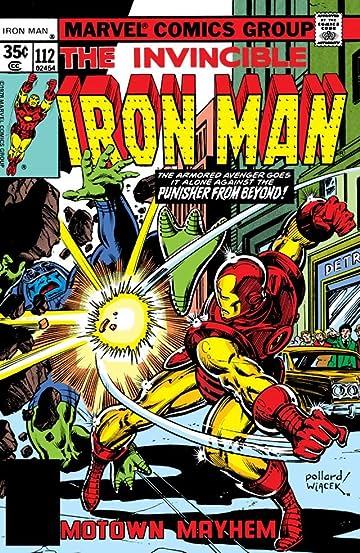 Iron Man (1968-1996) #112
