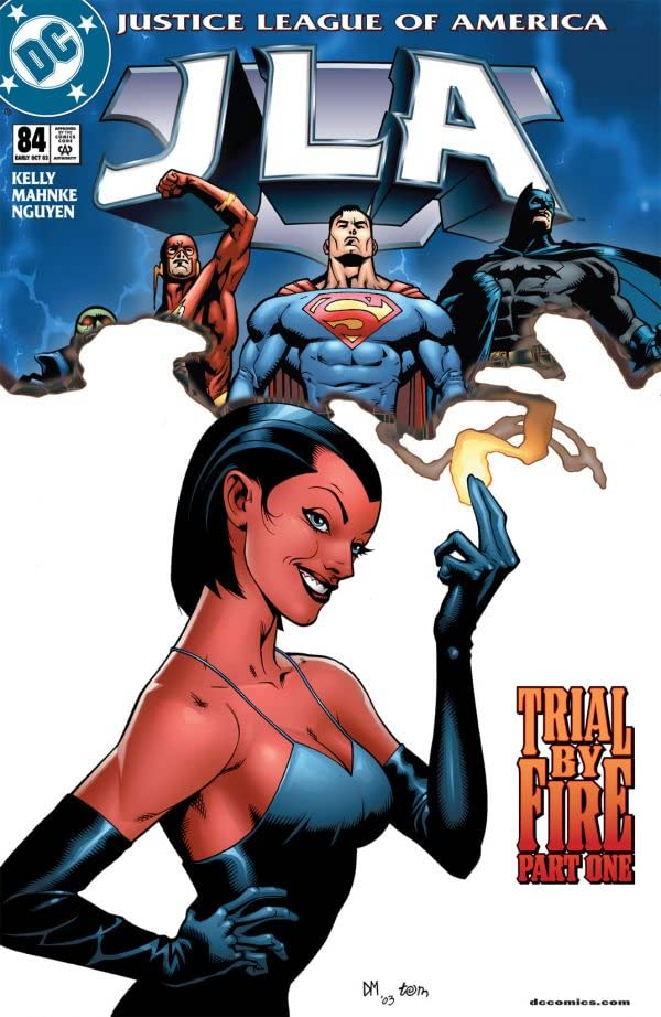 JLA (1997-2006) #84