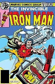Iron Man (1968-1996) #118