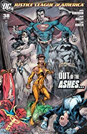 Justice League of America (2006-2011) #38
