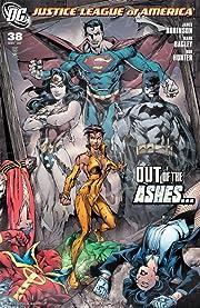 Justice League of America (2006-2011) #38