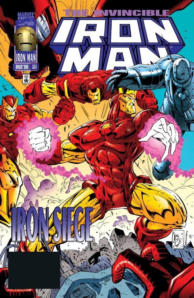 Iron Man (1968-1996) #331