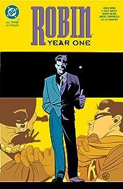 Robin: Year One #2
