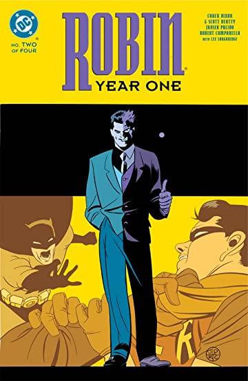 Robin: Year One #1