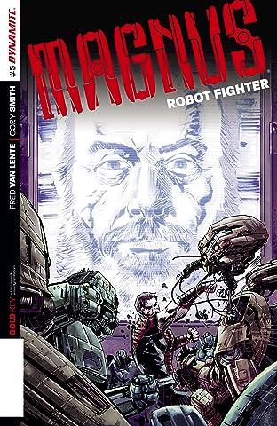 Magnus: Robot Fighter #5: Digital Exclusive Edition