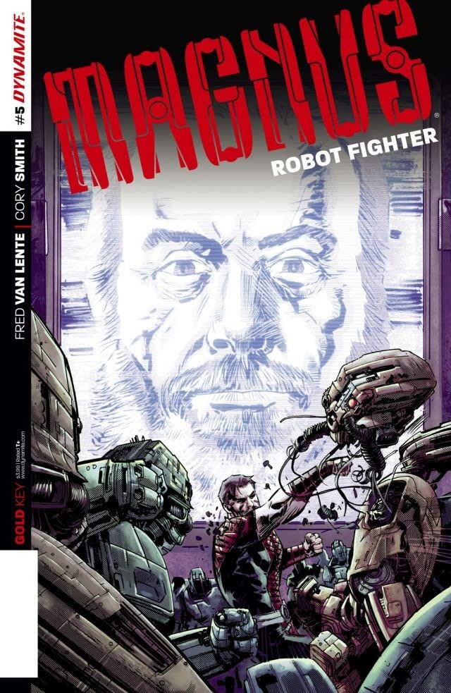 Magnus: Robot Fighter #5: Digital Exclusive Edition