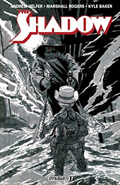 The Shadow Master Series #7