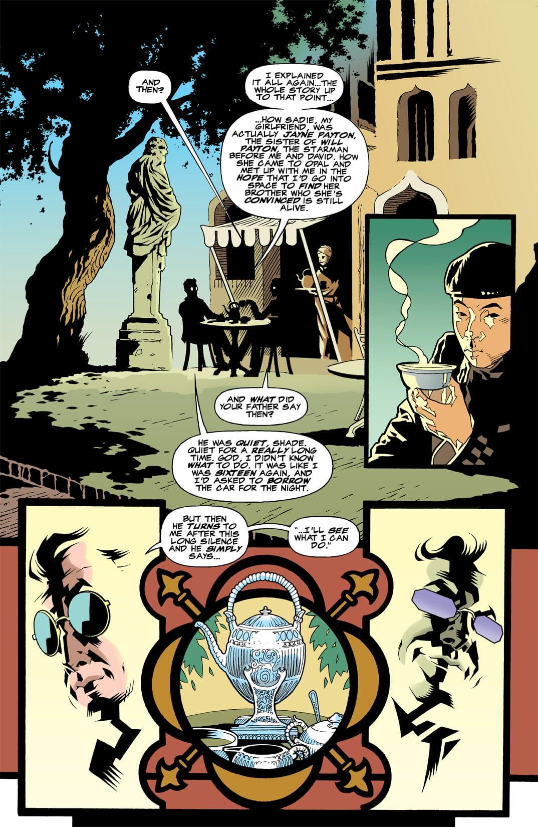 Starman (1994-2001) #43
