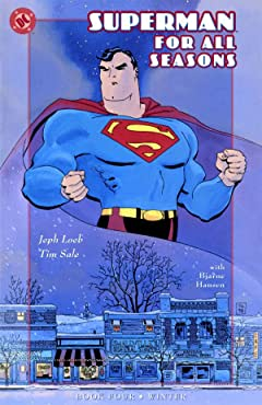 Superman: For All Seasons #4 (of 4)
