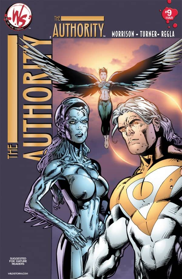 The Authority (2003-2004) #9