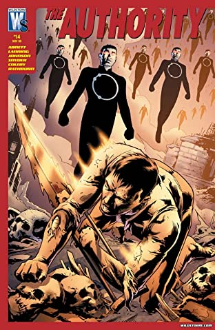 The Authority (2008-2010) #14
