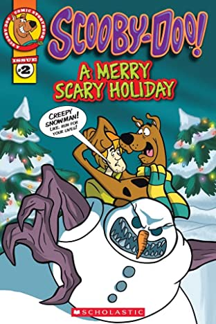 Scooby-Doo Comic Storybook #2: A Merry Scary Holiday