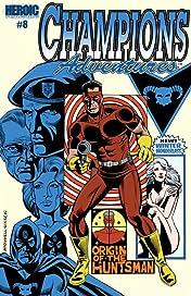 Champions Adventures #8