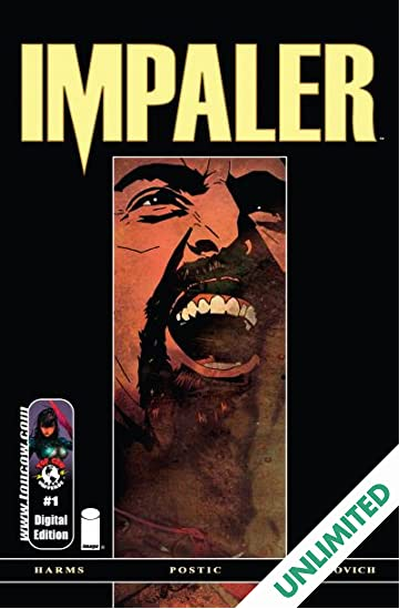 Impaler Vol. 1 #1 (of 6)