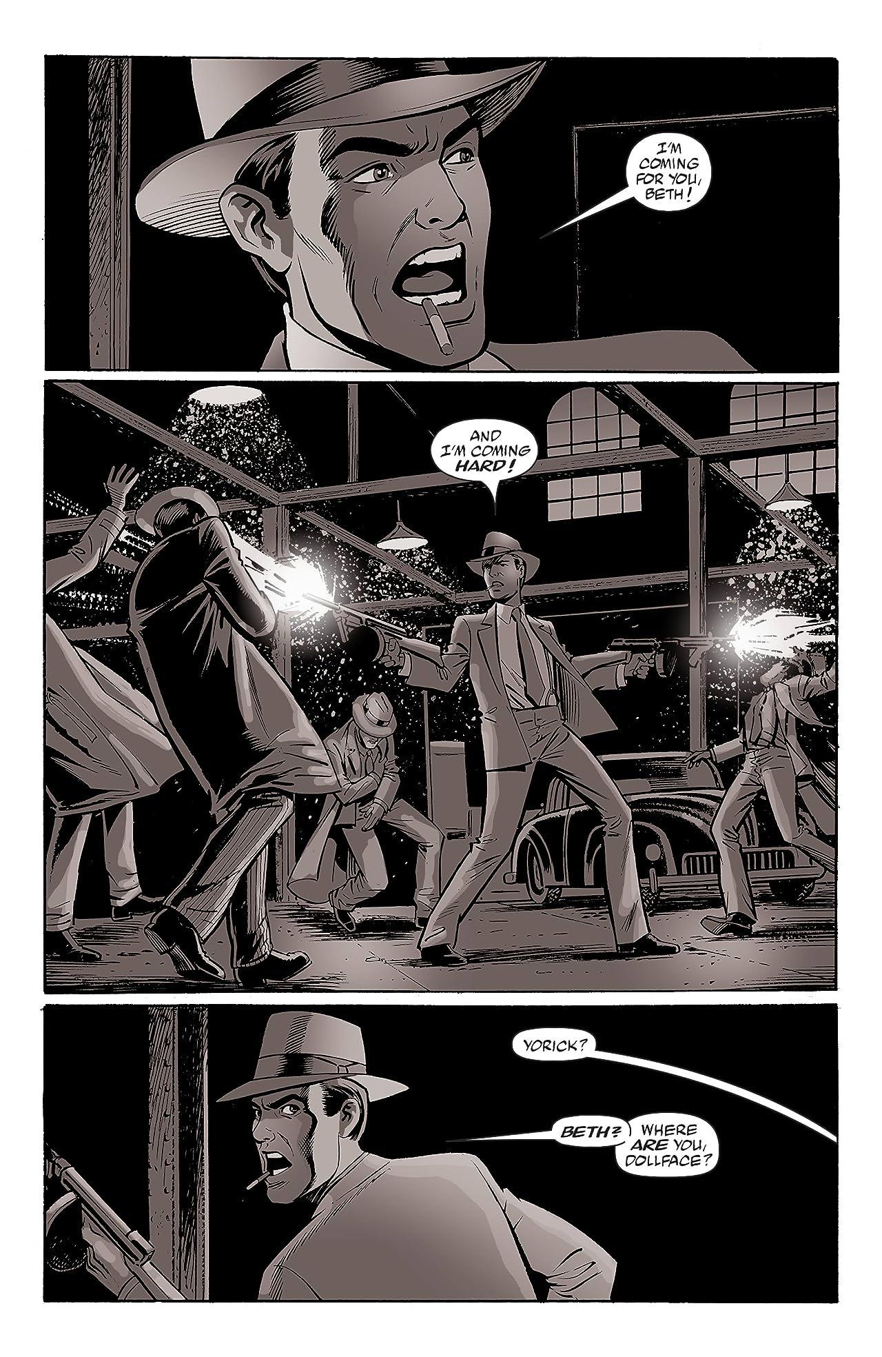 Y: The Last Man #49