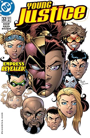 Young Justice (1998-2003) #32