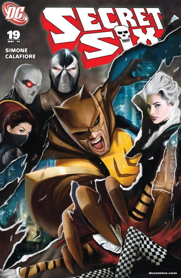 Secret Six (2008-2011) #19