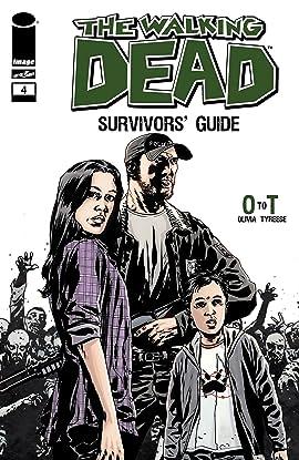 The Walking Dead Survivors' Guide #4 (of 4)