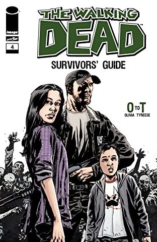 The Walking Dead Survivors' Guide No.4 (sur 4)