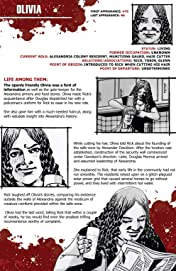 The Walking Dead Survivors' Guide #4 (of 4)